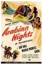 Arabian Nights 1942 DVD - Jon Hall / Maria Montez